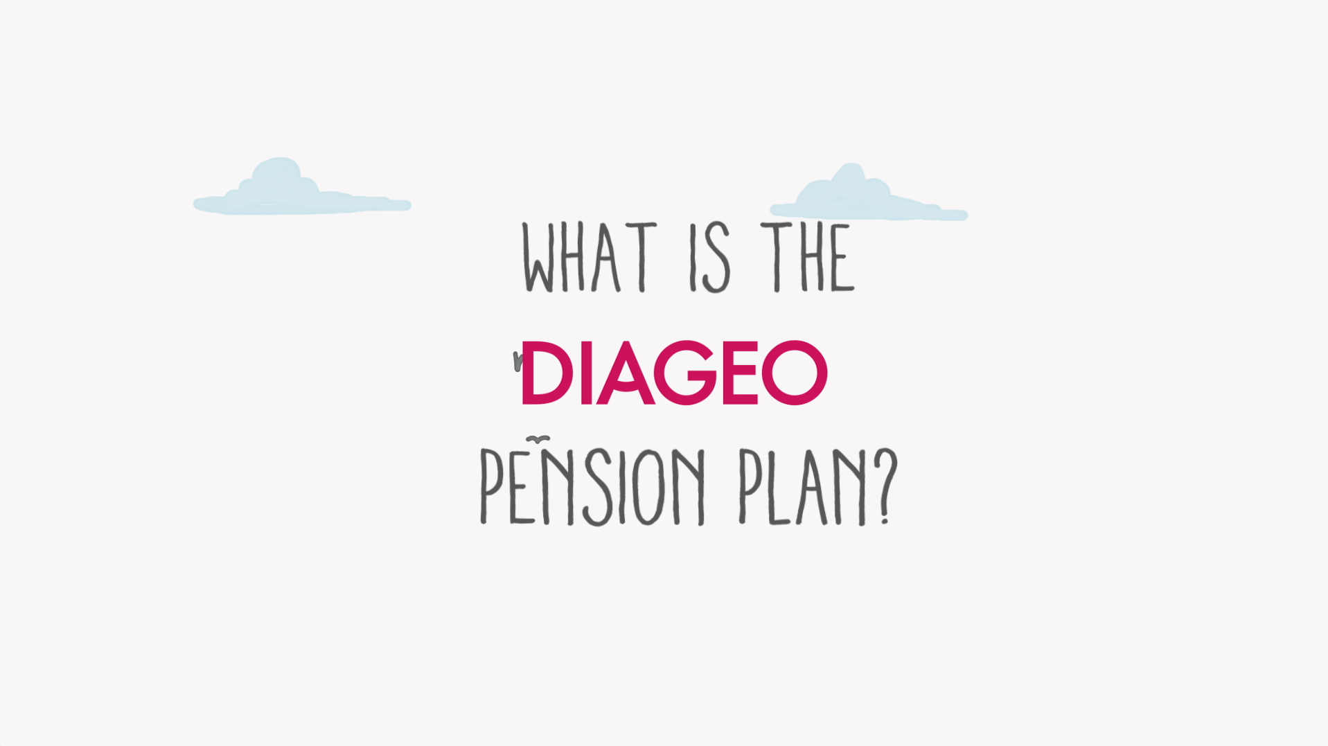 What is the DIAGEO Pension Plan?